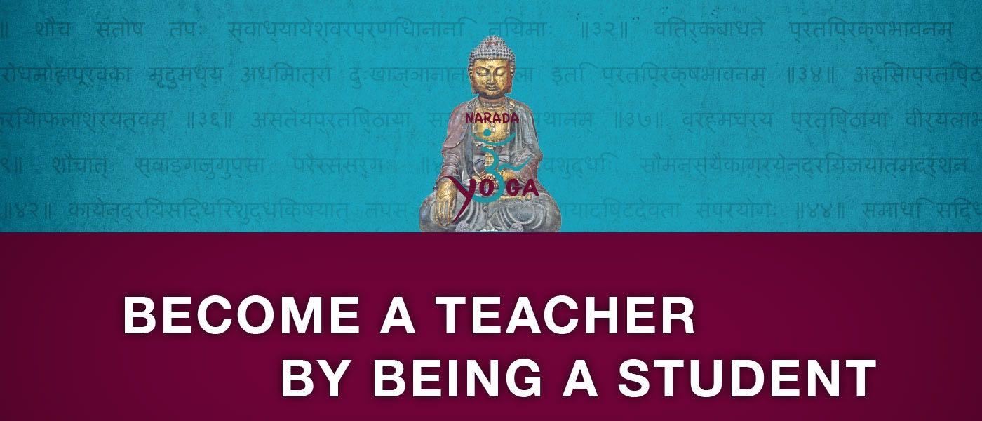 Teachertraining und Ausbildung, Narada-Yoga Erlangen